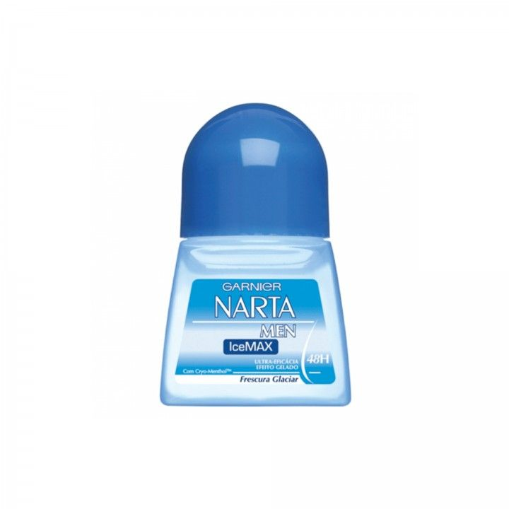 Narta Men Roll-On Icemax 50 ml - Pack 3 x 50 ml