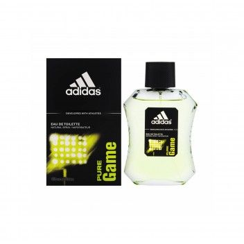 Adidas - Pure Game Eau De Toilette Vaporizador 100 ml