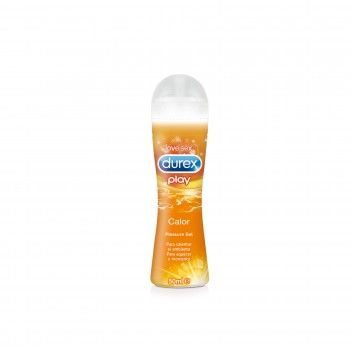Durex Play Gel Lubrificante Calor 50 ml - 1 un