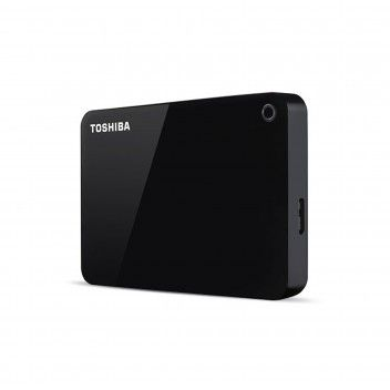 "Toshiba Disco Externo Toshiba 2.5"" 1TB Canvio Advance Black"