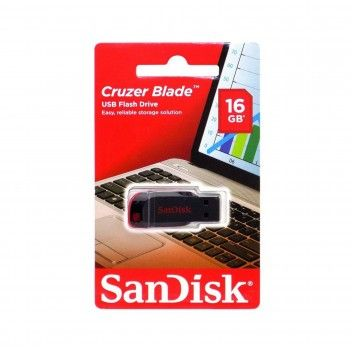SanDisk Cruzer Blade - Drive Flash USB - 16 GB