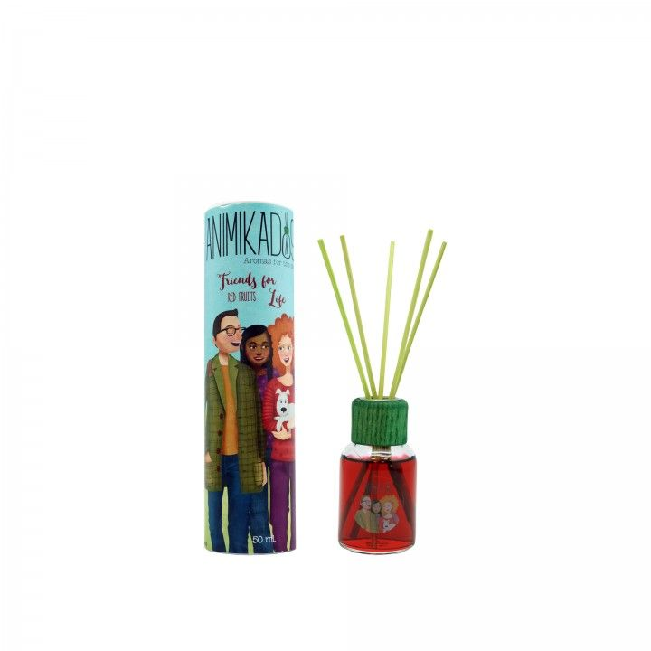 Mikado 50ml Friends for Life - Aroma Red Fruits