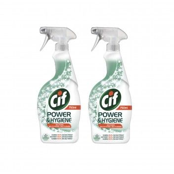 Cif Spray Anti-Bacteriano Multi 750 ml - Pack 2 x 750 ml