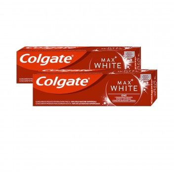 Colgate Pasta Dentífrica Max White One 75 ml - Pack 2 x 75 ml