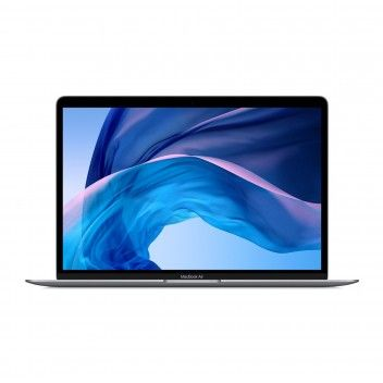 "Apple 13"" MacBook Air: 1.1GHz dual-core 10th-generation Intel Core i3 processor, 256GB - Space Grey"