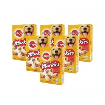 Pedigree Markies Original Biscoitos 500 gr - Pack 6 x 500 gr