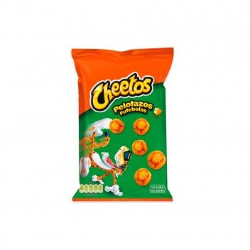 Cheetos Futebolas 130 gr
