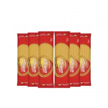 Familiar Amiga Esparguete 500 gr - Pack 6 x 500 gr