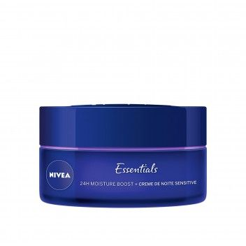 Nívea Essentials Sensitive Creme Noite 50 ml
