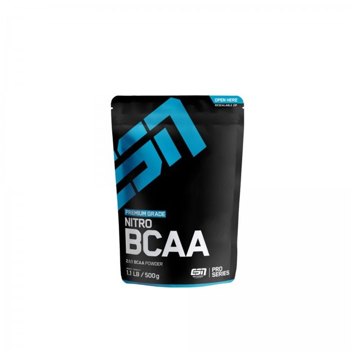 Esn Nitro BCAA Powder Ice Tea Limão 500 gr