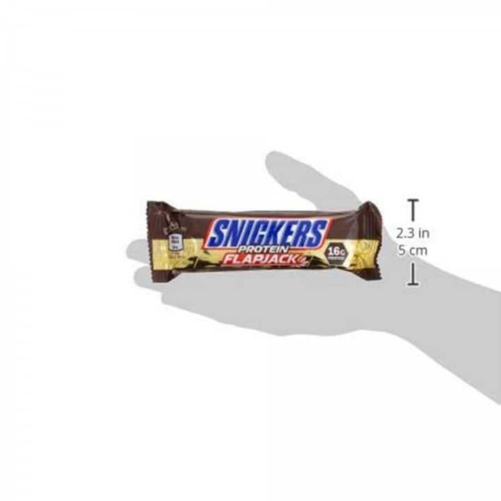 Mars Protein Flapjack Proteina Snickers Original 18 x 65 gr