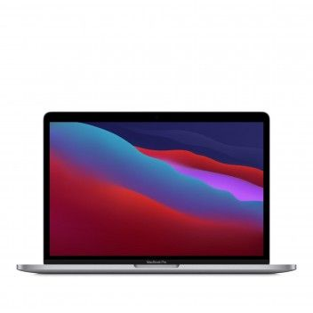13-inch MacBook Pro: Apple M1 chip with 8?core CPU and 8?core GPU, 256GB SSD - Space Grey