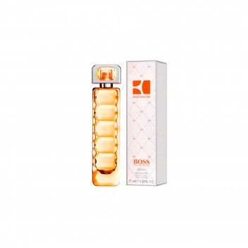 Boss Orange Woman Eau de Toilette Vaporizador 75 ml
