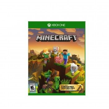Xbox One Minecraft Blu-Ray Master Collection