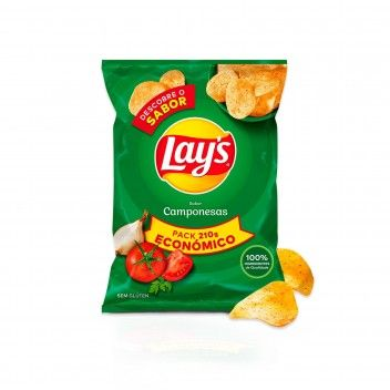 Lay's Camponesas 210 gr