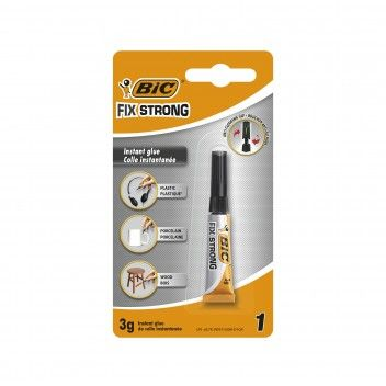 Bic Cola Fix Strong Extra Forte 3 gr